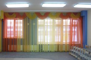 Детский сад № 107, Таганская, 85. Актовый зал.