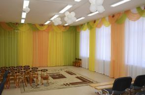 Детский сад №352, Кулибина, 5. Актовый зал.