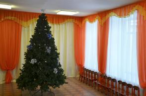 Детский сад №476, Мраморская, 42. Актовый зал.