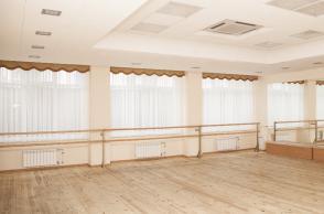 Детская филармония, танцевальный зал