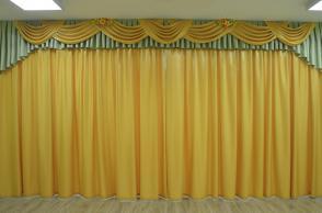 Детский сад п. Косулино. Актовый зал.